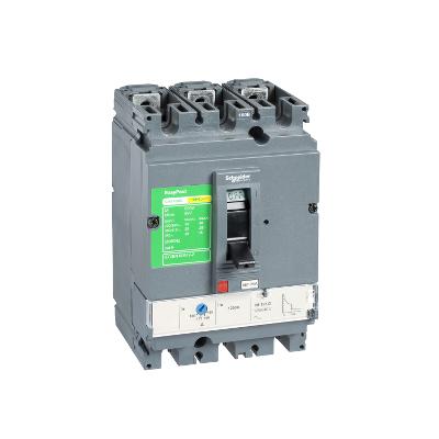 EasyPact CVS160B (25 kA) 3P3D TM125D LV516302