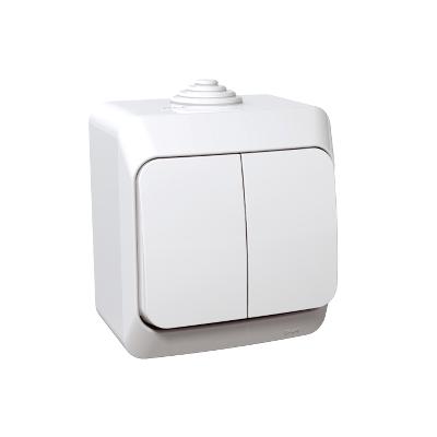 CEDAR 105 Csillárkapcsoló IP44 fehér WDE000550