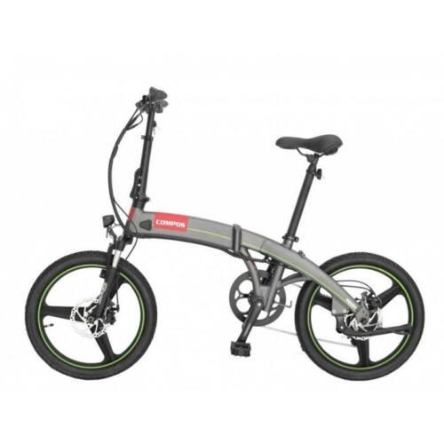 Elektromos kerékpár HECHT COMPOS